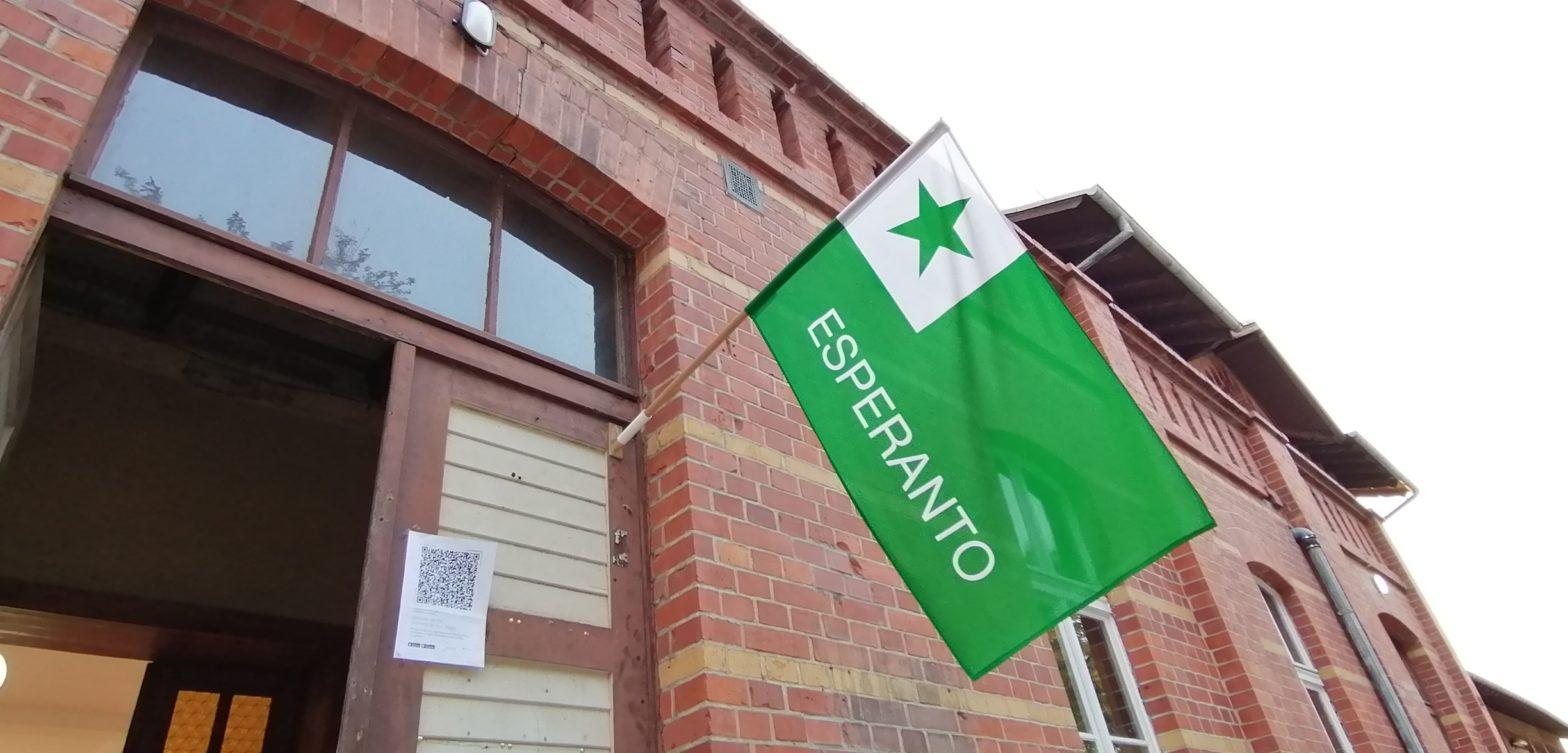 Esperanto Stacio